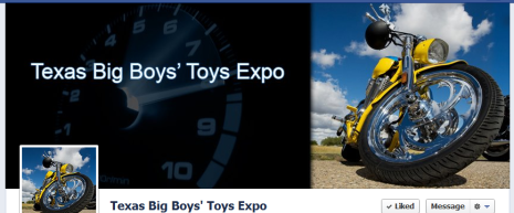 Texas Big Boys  Toys Expo