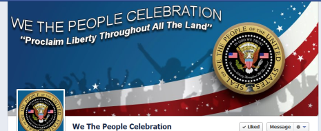 We The People Celebration