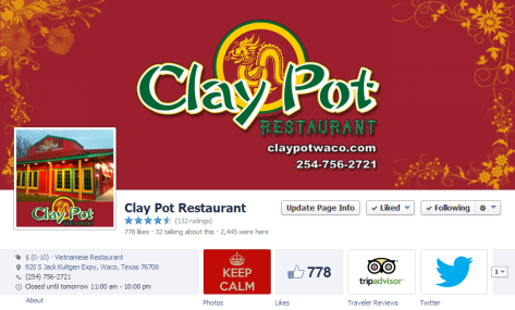 Clay Pot Restaurant