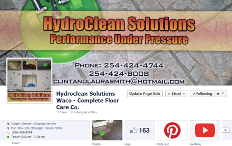 Hydroclean Solutions Waco   Complete Floor Care Co.