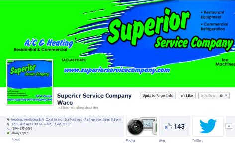 Superior Service Company Waco