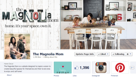 The Magnolia Mom