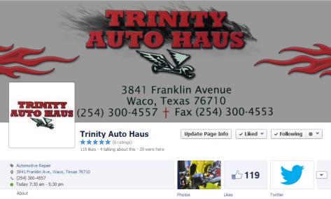 Trinity Auto Haus
